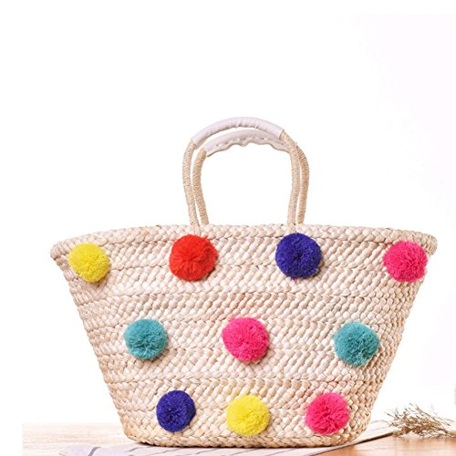 Favolook - Womens Cloth Bag As Shown In The Image Hand Bag