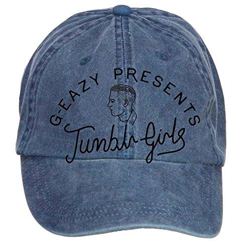 kittyer-unisex-g-eazy-adjustable-baseball-hat