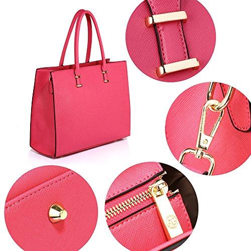 ANNA GRACE - bolso Para mujer Rosado