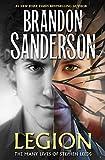 Legion: The Many Lives of Stephen Leeds Hardcover – September 18, 2018 by Brandon Sanderson (Author)
