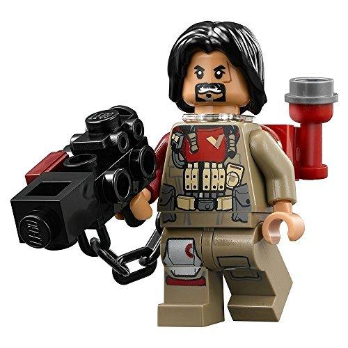 [해외]레고 스타 워즈 로그 (Rogue One Baze) Malbus Minifigure with Weapon/Lego Star Wars Rogue One Baze Malbus Minifigure with Weapon