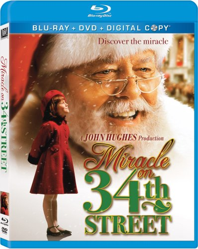 Miracle on 34th Street (Blu-ray / DVD / Digital Copy)