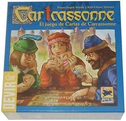 Devir Juego Cart Cassone: Amazon.es: Juguetes y juegos