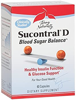 Terry Naturally Sucontral D - 60 Caps (Pack of 3)