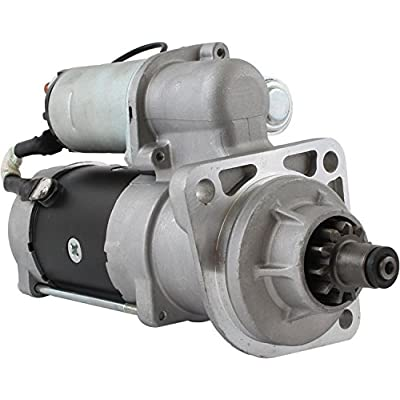 DB Electrical SDR0365 Starter For Mercedes Axor Truck For Delco 29MT 8200004: Automotive