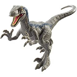 "Jurassic World Attack Pack Velociraptor ""Blue"" Figure"