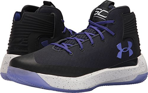 new style df14e ced4a Under Armour Curry 3 Basketball Shoe Anthracite White Constellation Purple  10.5 D(M) US  Buy Online at Low Prices in India - Amazon.in