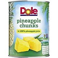Dole, Pineapple Chunks in Juice, 20 Oz