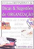 capa de Livro Definitivo De Dicas E Sugestoes De Organizac