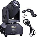 AW DMX-512 15/21 Channel Moving Head Cree LED 4-In-