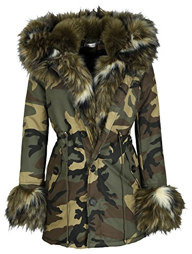 Army Giacca Giacca Giacca Camouflage Donna Donna Donna Camouflage Giacca Army Camouflage Army Camouflage pqXRxHE
