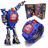 XXWIN Kids Robots Toys, Robot Digital Watch for Kids 2 in 1 Electrical