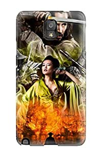 Hot Case Cover Protector For Galaxy Note 3- 47 Ronin Movie 5800651K13998925