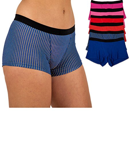 Cotton Plus Size Boxers - 5
