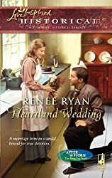 Heartland Wedding (Mills & Boon Love Inspired Historical) (After the Storm: The Founding Years - Book 2)
