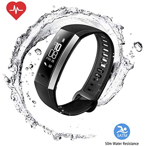 Control Fitness - Onbio Fitness Tracker, Waterproof Smartwatch Touch Control Smart Watch with Heart Rate Monitor, Sleep Monitor, Pedometer, GPS Tracker Activity Tracker for Android iOS