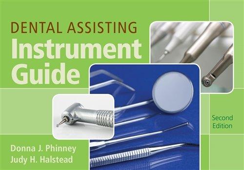 Dental Assisting Instrument Guide, Spiral bound Version