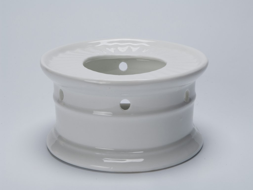 Urban GoCo 'Calentador Té/calientaplatos Nieve witchen Diámetro 14cm porcelana Urban Trading