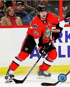 """Erik Karlsson Ottawa Senators 2014-2015 NHL Action Photo (Size: 8"""" x 10"""")"""