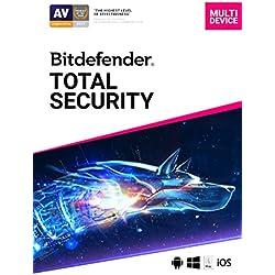 Bitdefender Total Security | Download [PC/Mac Online Code]