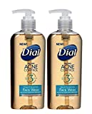 Best Acne Washes - (2 Pack)-Dial Acne Control Deep Cleansing Face Wash Review