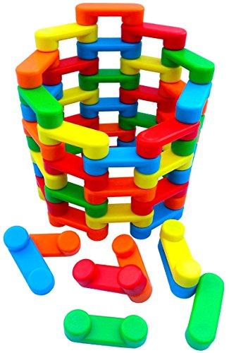 (Magz-Bricks 40 Magnetic Building Set)
