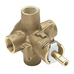 Moen 2510 Brass Posi-Temp Pressure Balan...