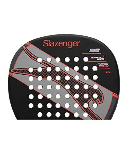 Slazenger Aero Pala, Unisex, Negro/Gris/Naranja: Amazon.es: Deportes y aire libre