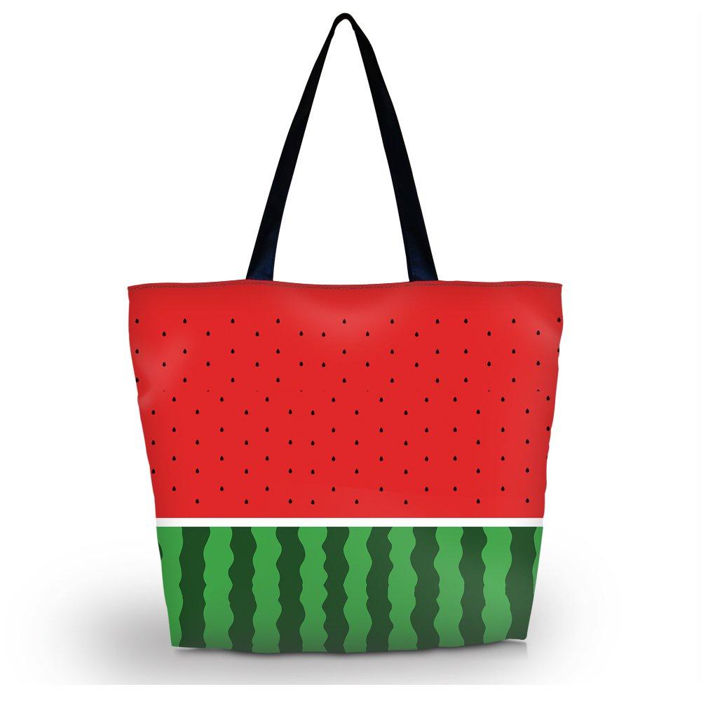 Femme À Zxxfr Sac Pastèque Shopping Occasionnels Femmes Épaule k08wOXnP