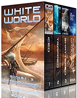 White World Series (Books 1-3): A Dystopian Science Fiction Thriller by [Green, M. Terry]