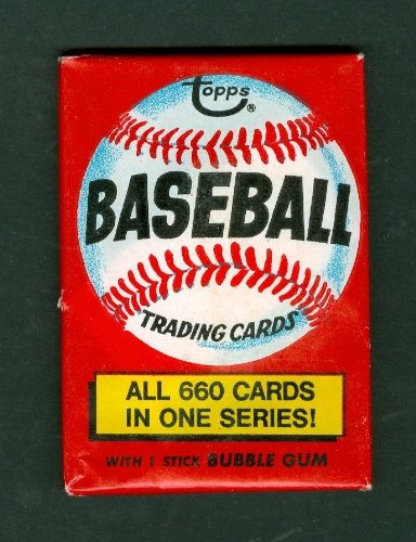 1974 Topps Baseball Sealed Wax Pack Rare Great Condition ...