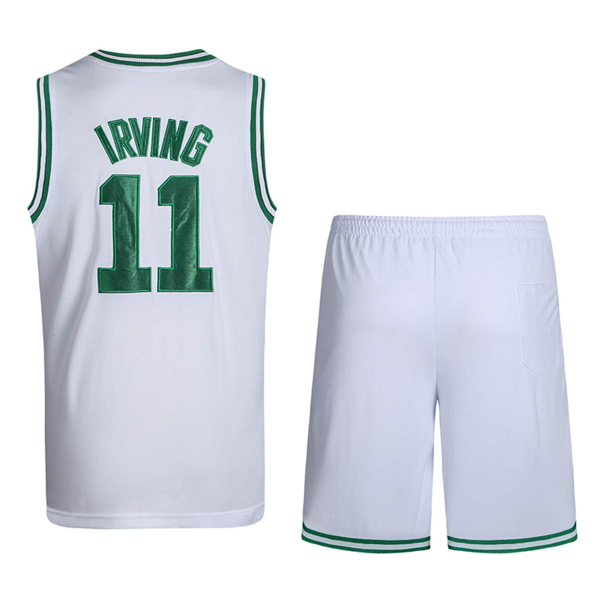 AFDLT NBA Celtics No. 11 Juventus Jersey Herren Basketball Wear Set Trainingsbekleidung B07PDZZ59P Spieltrikots Elegante Form