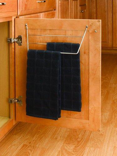 Rev-A-Shelf 563-32 C Towel Holder - Wire-Chrome ()