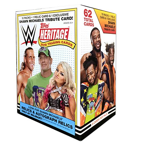 2018 TOPPS WWE Heritage Value ()