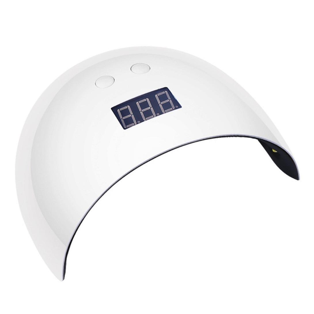 Dreamyth USB 24W LED Drying curing Machine Tool UV Nail Dryers Light Lamp Polish Gel