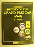 AUTOCOURSE HISTORY OF THE GRAND PRIX CAR 1966-85, Doug Nye, 0905138376
