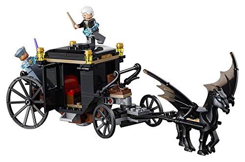 51F iUeNQXL - LEGO Fantastic Beast's Grindelwald's Escape 75951