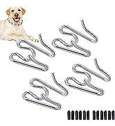 Prong Collar Links, Steel Prong Dog Collar Extra Links, Pinch Collar Links for Dogs, Dog Correcti...