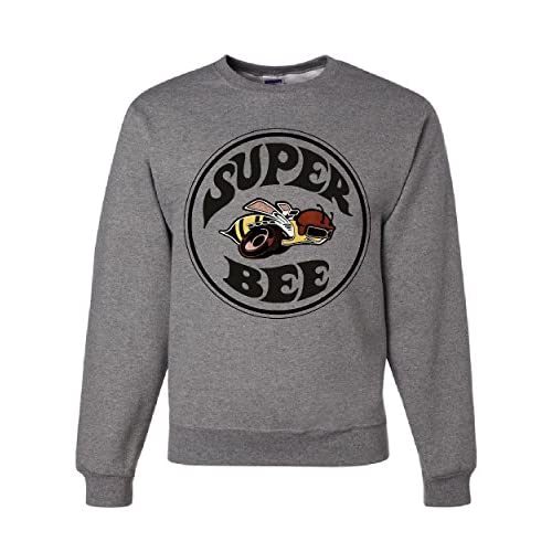 Top Dodge Super Bee Sweatshirt American Muscle Car Sweater hot sale