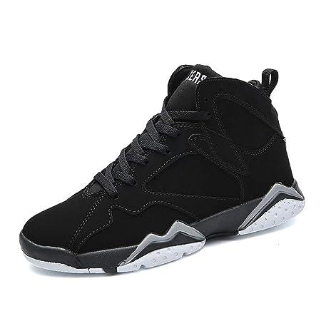 YSZDM Zapatos de Baloncesto Ligeros, Rendimiento absorción ...