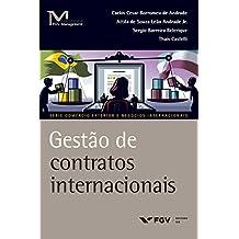 Gestão de contratos internacionais (FGV Management)
