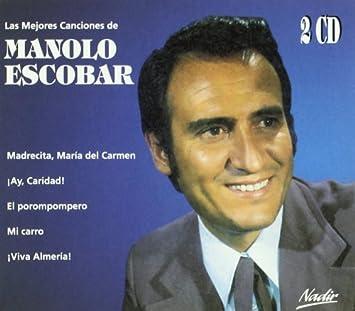 Las Mejores Canciones De Manolo Escobar: Manolo Escobar: Amazon.es: Música
