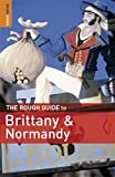 The Rough Guide to Brittany & Normandy by Greg Ward front cover