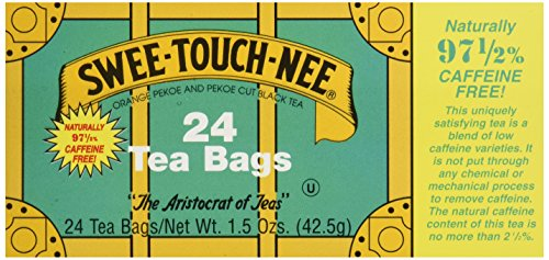 (Sweet Touch Nee Tea, Decaffeinated, 24 ct)