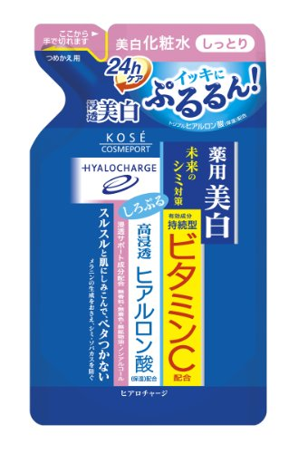 [A] Kose Whiting Lotion Moist Cosmetics (Refill) 160ml