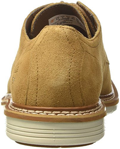 Oxfordrubber Marron Homme Suede Suede Timberland Naples Rubber Trail Oxford 6Hq1wnEnUY