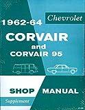 1962 Chevrolet Corvair & 95 Repair Shop Manual Original