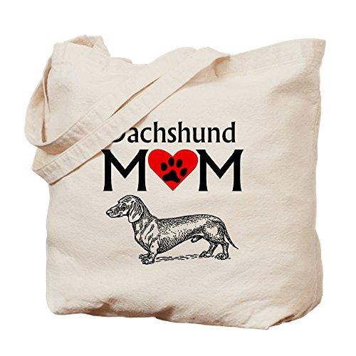 Multi Cafepress By Standard color Bag Tote Dachshund Mom 11qR7X