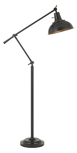 Amazon.com: 100 W Eupen Metal ajustable lámpara de pie con ...