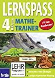 LERNSPASS - Mathe-Trainer 4. Klasse (PC+MAC)